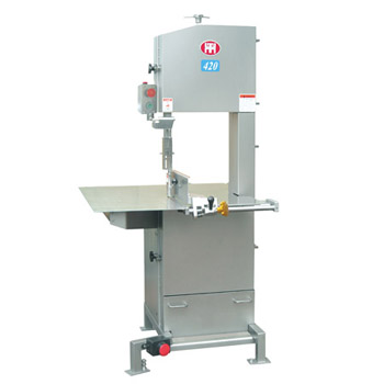 HT-420LUX Stainless Steel High Speed Bandsaw