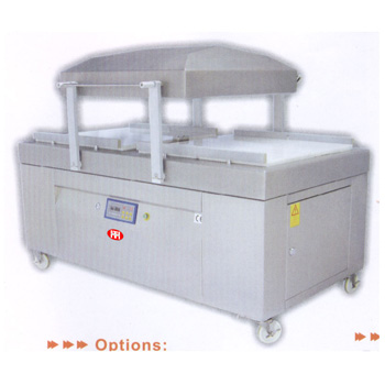 VPT-860DC Double Chamber Vacuum Packing Machine